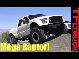 mega raptor ford. mega raptor ford