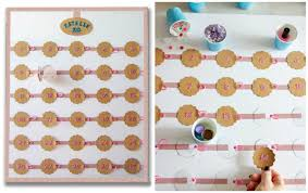 13 diy birthday countdown ideas your kid will love simple to plex birthday advent calendar