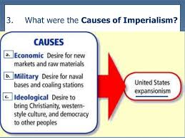 Reasons For Imperialism 7 1 Moodle Lure Of U S Imperialism