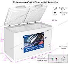 Tủ đông Aqua AQF-C4201E Inverter 320L 1 ngăn đông, Giá rẻ nhất 4/2021