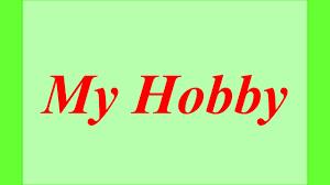favorite hobby essay my hobby my favourite story essay my hobby  my hobby