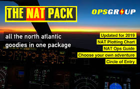 New North Atlantic Guides And Charts From Opsgroup
