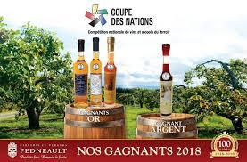「La Cidrerie et Vergers Pedneault」の画像検索結果