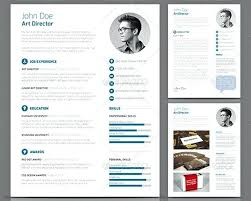 Unique Resume Formats Extraordinary Creative Resume Format Word Download Formats Amazing Templates Free