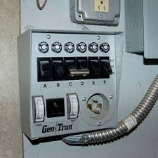 install a transfer switch and beat the next blackout