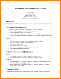 11 Scientific Resumes Examples Writing A Memo