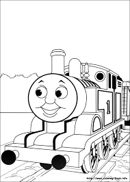 Small Picture Classy Inspiration Thomas The Train Coloring Pages Thomas And