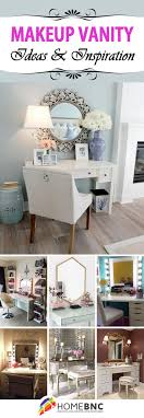 Best 25+ Bathroom makeup vanities ideas on Pinterest | Makeup ...
