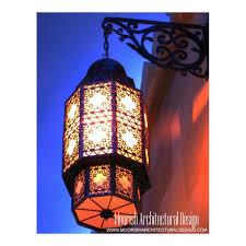 Moroccan Porch Light Moroccan Outdoor Wall Sconce Los Angeles California