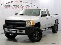 Chevrolet Silverado 1500 Extended Cab Lt In Illinois For Sale ...