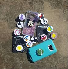 diy phone case popsocket stay on point with these trendy disney cell phone holders