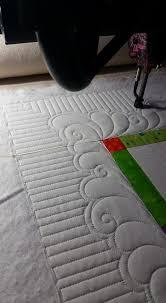 2910 best стёжка images on Pinterest | Free motion quilting ... & Border with piano key combo Adamdwight.com