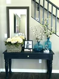 Entry Hall Table Tables Appealing And Best Entrance