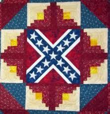 Very few Civil War quilts survived the war. & Civil War Quilt Patterns Civil War Quilt Patterns. Rebel Flag ... Adamdwight.com