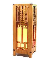 Frank Lloyd Wright Lighting Collection Frank Lloyd Wright Tree Of Life Mini Lightbox Accent Lamp