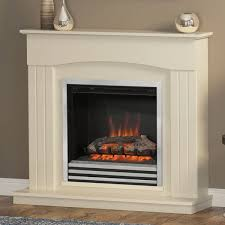 be modern linmere 44 electric fireplace suite