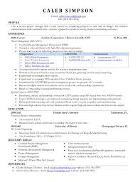 Scrum Master Resume Scrum Master Resume Fabulous Resume Genius