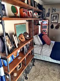 Vintage Sports Themed Bedroom   Ladyu0027s Little Loves