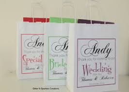 image is loading personalised wedding paper gift bags thank you present