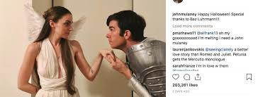 John mulaney and wife anna marie tendler are separating following his rehab stay, according to reports by shannon larson globe staff, updated may 11, 2021, 7:22 a.m. Let S Scroll Through John Mulaney And Annamarie Tendler S Instagrams While Listening To Wouldn T It Be Nice By The Beach Boys Until We All Have Emotional Breakdowns The Niche