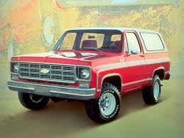 Chevrolet Blazer 1977: Review, Amazing Pictures and Images – Look ...