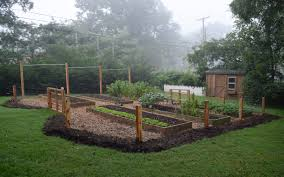 Kitchen Garden Fence Fall Planting Guide For Your Kitchen Garden Judyschickens