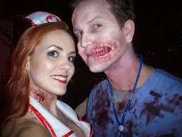 makeup bride of chucky