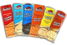 peanut butter crackers brands. Austin Crackers And Peanut Butter Brands