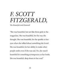 F Scott Fitzgerald Quotes Tumblr Fascinating Fitzgerald Quotes