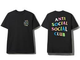 Anti Social Social Club Ds Anti Social Social Club Ss19 Assc