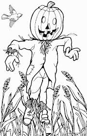 Small Picture Printable Scarecrow Coloring Pages For Kids Cool2bKids