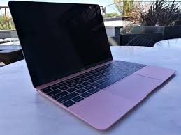 apple rose gold laptop. we\u0027ve already seen issues where some usb type-c accessories under development work fine with the apple macbook (early 2015) but without firmware updates, rose gold laptop