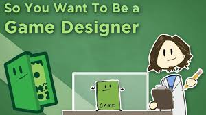 What Classes Should I Take To Become A Videogame Designer So You Want To Be A Game Designer Career Advice For Making Games Extra Credits