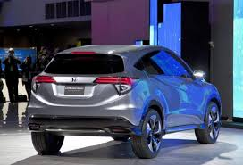 2018 honda urban. simple urban 2018 honda urban rear to honda urban best suv review