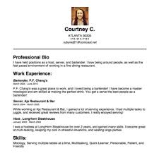 Profile On A Resume Examples Of Resume Profile Statements How Great