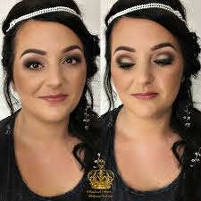 kim kardashian inspired bridal makeup for vicki