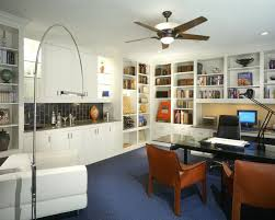 mid century modern home office. Westlake Mid-Century Modern Study Modern-home-office Mid Century Home Office -