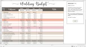 wedding budget excel template printable wedding budget excel template savvy spreadsheets