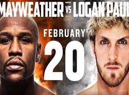 Former boxing megastar floyd mayweather and a prominent youtuber logan paul are going to fight each other in an exhibition match, which has been scheduled for june 6, 2021. Floyd Mayweather Vs Logan Paul Exhibition Set For February 20 Boxing News