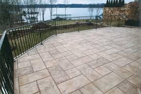 Decorative Concrete Overlay Decorative Concrete Resurfacing With Sundek Overlays Sundek