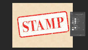 make your own stamp diy luxury create grunge or rubber stamp text effect in photo