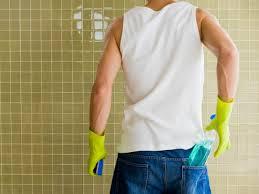 Clean Bathroom Walls How To Kill Mold Hgtv