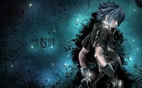 Badass Anime Characters Wallpaper