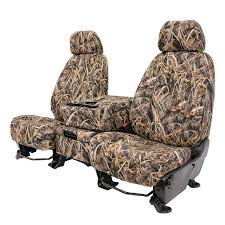 tough camo seat covers made