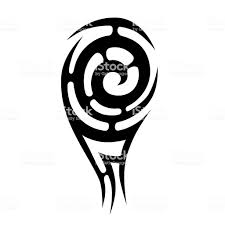 Tribal Tattoo Vector Design Sketch Sleeve Art Pattern Arm Simple