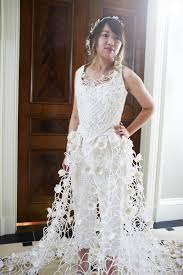 10 Toilet Paper Wedding Dress Designers Competition Today Com