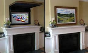 mounting tv above fireplace hiding wires best of hide tv fireplace