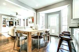 great room ideas kitchen and dining living small open plan uk din