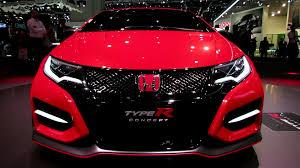 honda civic 2015 type r. 2015 honda civic type r concept exterior walkaround 2014 geneva motor show youtube