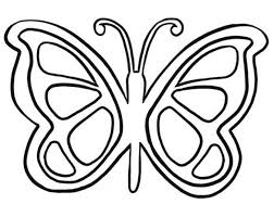 Small Picture Impressive Free Printable Butterfly Coloring P 7790 Unknown